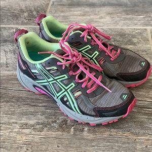 ASICS Gel- Venture 5 Running Trail Tennis Shoes